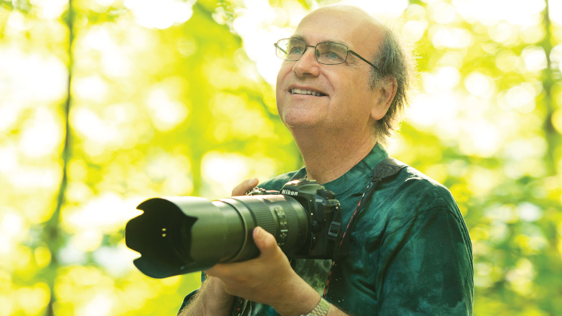 IBM Senior Technical Staff Member Peter Relson connects his career to his passion for photography and nature watching.