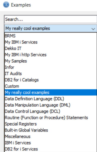 Create Your Own Templates With IBM's Run SQL Scripts | IBM